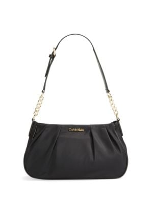 Nylon Demi Shoulder Bag...