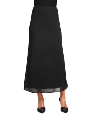 Georgette A Line Skirt by Alex Evenings