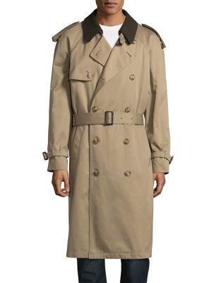 Zip-Lined Trench Coat...