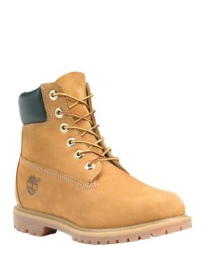 Women's Waterproof Lace-Up Boots by Timberland