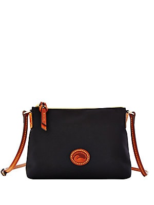 decc36d22f71 Dooney   Bourke - Nylon Crossbody Pouchette. A lightweight carry-all for ...