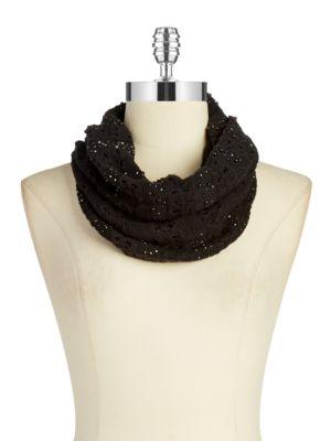 Embellished Knit Infiniti Scarf 500084490762