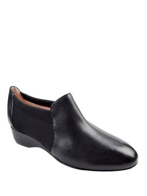 Feo Wedge Loafers by Taryn Rose