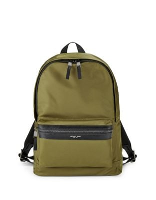 Nylon Backpack @...