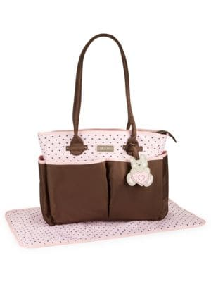 Teddy Bear Diaper Bag...