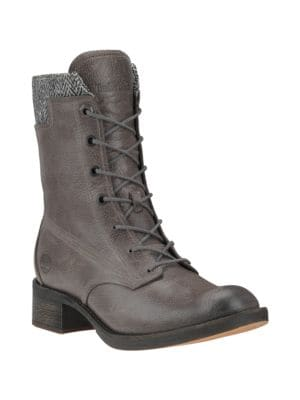 Whittemore Leather Lace-Up Boots by Timberland