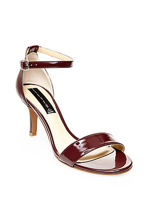 7fc05292b6a Steven by Steve Madden - Vienna Leather Open Toe Strappy Sandals -  lordandtaylor.com