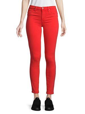 Nico Mid-Rise Super Skinny Jeans 500086155652