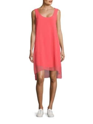 Scoopneck Sleeveless Dress by Mika & Gali