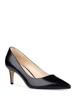 Smith Point Toe Pumps by Nine West