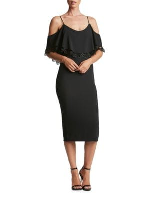 Beth Popover Dress by Dress The Population