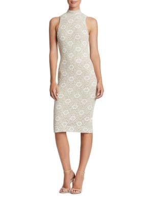 Norah Stretch Lace Dress by Dress The Population