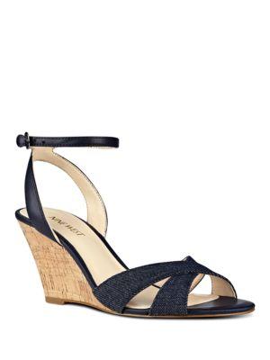 Kami Wedge Sandals by Nine West
