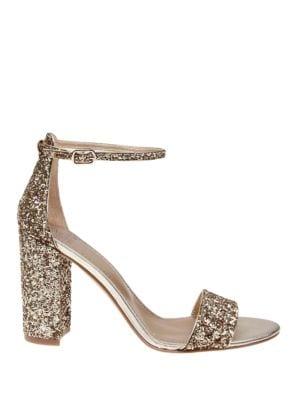 Zoelle Ankle Strap Sandals by Belle Badgley Mischka