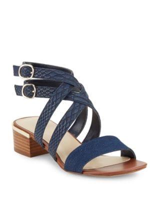 Yesta Strappy Sandals by Nine West
