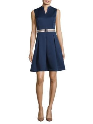 Ellen Tracy Textured Dress by Ellen Tracy