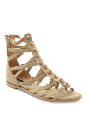 Macklin Flat Sandals by Kensie