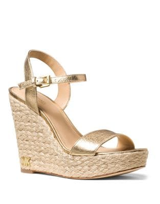 Jill Espadrille Wedges by MICHAEL MICHAEL KORS