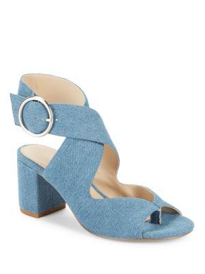Kami Block Heel Sandals by Charles by Charles David