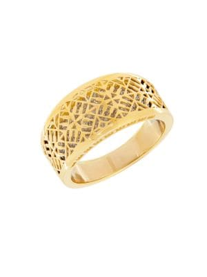 14K PDC Yellow Gold and...