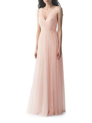 Emelie Sleeveless Dress by Jenny Yoo