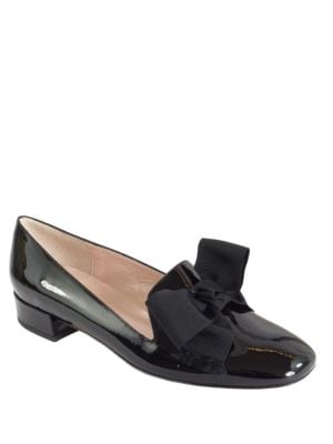 Gino Patent Leather Smoking Slippers by Kate Spade New York