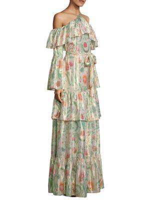 Maier Lame Dress by Rachel Zoe