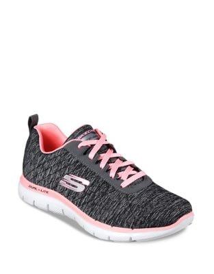 Flexapp Lace-Up Sneakers by Skechers