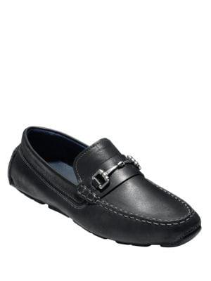 Kelson Moc-Toe Leather...