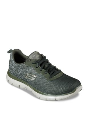 Infocus Lace-Up Sneakers by Skechers