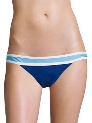 Colorblocked Bikini Bottoms by Design Lab Lord & Taylor
