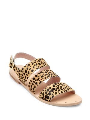 Owen Leather Slingback Sandals by Matisse