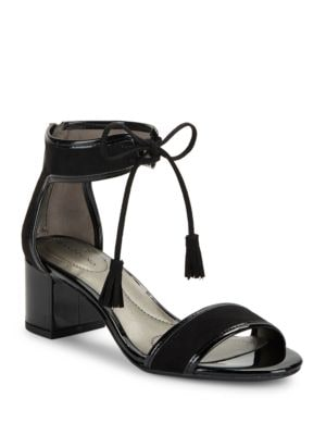 Semise Suede Sandals by Bandolino