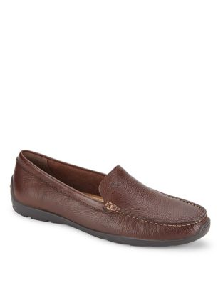 Orion Leather Loafers...