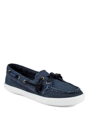 Sayel Away Canvas Boat Shoes by Sperry