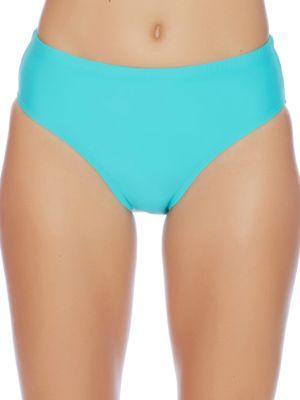 Cabana Landa Mid Waist Bikini Bottom by Athena