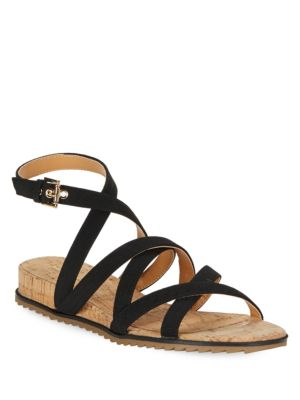 Idra2 Caged Wedge Sandals by Tommy Hilfiger