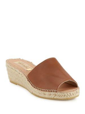 Summer Espadrille Wedge Sandals by Vidorreta