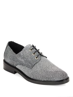 Adelaide Metallic Oxfords...