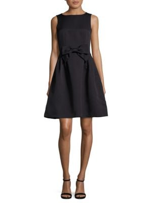 Bow Waist Dress by Tahari Arthur S. Levine