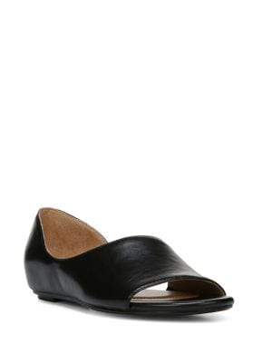 Lucie Leather dOrsay Flats by Naturalizer