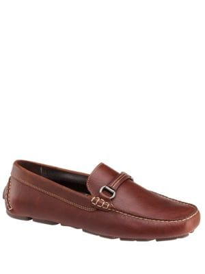Gibson Leather Moc-Toe...
