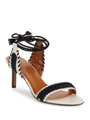 Natalia Lace-Up Sandals by Aquatalia