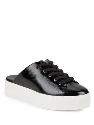 Photo of Jaleh Canvas Mules by Calvin Klein - shop Calvin Klein shoes sales