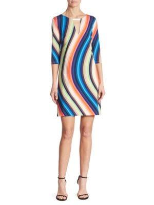 Bolero Jersey Dress by Trina Turk