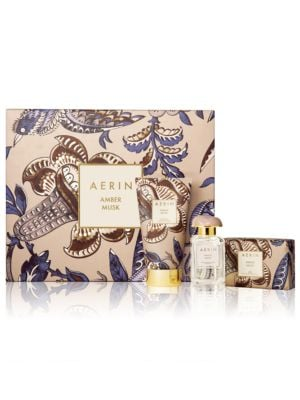 Amber Musk Fragrance Collection Set