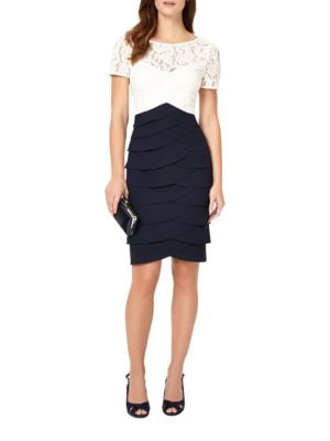 Evie Lace Dress by Phase Eight