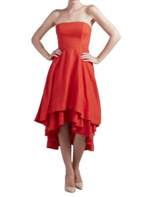 Amargosa Solid Dress by Paper Crown