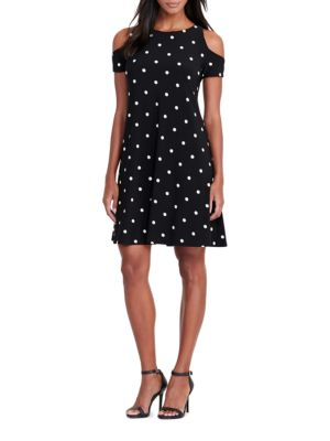 Polka Dot Dress by Lauren Ralph Lauren