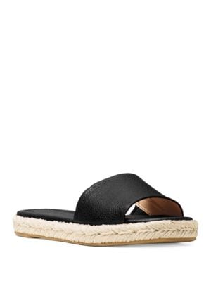 Dempsey Espadrille Slide Sandals by MICHAEL MICHAEL KORS